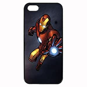 The Avengers Unique Custom Image Case iphone 5 case , iphone 5S case, Diy Durable Hard Case Cover for iPhone 5 5S , High Quality Plastic Case By Argelis-sky, Black Case New