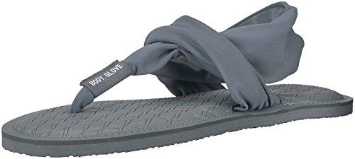Body Glove Women's Halcyon Sandal Dark Dull Grey uuPnM36Wb
