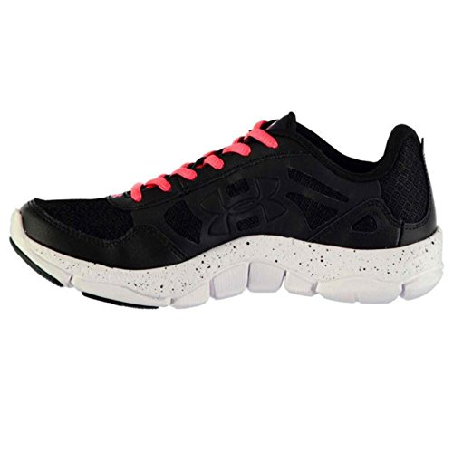pink pink Armour Black black Ladies Under 2 Micro Running Trainers Engage Uxvxq7wn8