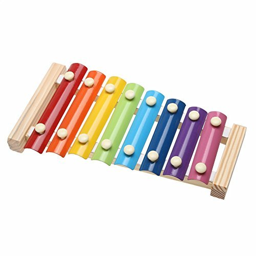 Musical Instrument Music Toy Xylophone toy Learning Education Wooden Xylophone For Children/Wisdom Development Wood Instrument by Gogil