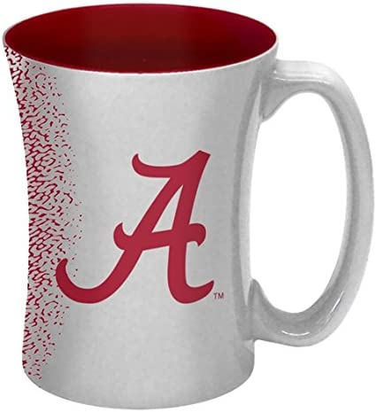 Alabama Crimson Tide 14 oz Mocha Coffee Mug