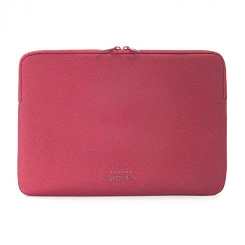 47 opinioni per Tucano Second Skin Elements- Custodia per MacBook Air 13, Rosso