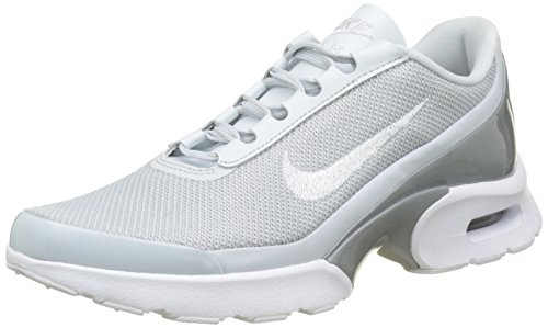 Nike Vrouwen Air Max Jewell Prm Running Trainers 904.576 Schoenen Van Zuiver Platina