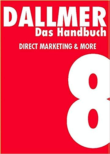 Book Das Handbuch Direct Marketing & More