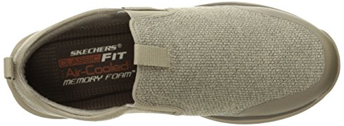 Skechers Superieur Donte Slip-on Loafer Taupe