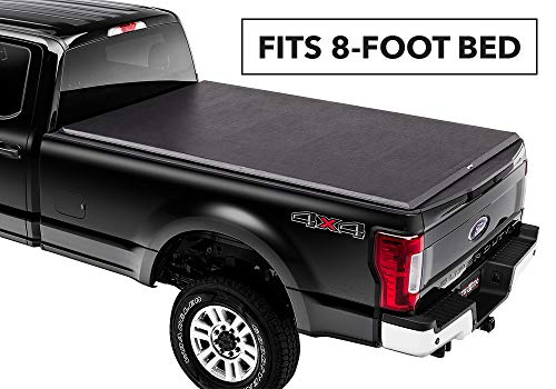Truck Gas Mileage - TruXedo TruXport Soft Roll-up Truck Bed Tonneau Cover | 269601 | fits 08-16 Ford F-250/F-350/F-450 Super Duty 8' Bed