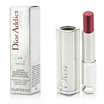 Dior Addict Shine - Christian Dior Dior Addict Hydra Gel Core Mirror Shine Lipstick - #579 Must Have 3.5g/0.12oz