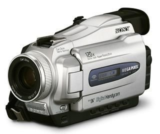 Sony DCR-TRV25 Camcorder USB Treiber Windows XP