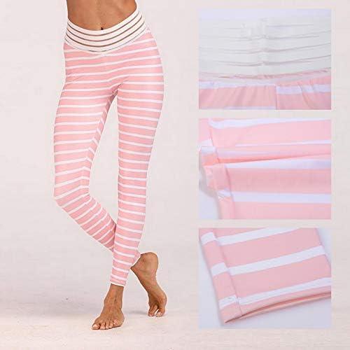LQRR Polainas de Yoga para Mujer Polainas peladas Pantalones ...