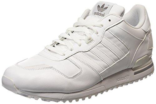 Adidas Originals Heren Zx 700 Sneakers Dampstaal Us13.5 Wit