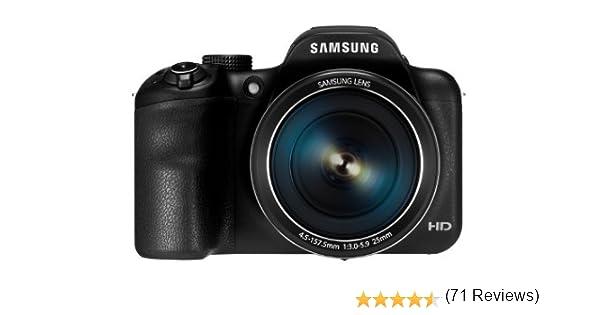 Samsung WB1100 - Cámara Digital de 16.5 MP (Pantalla de 3
