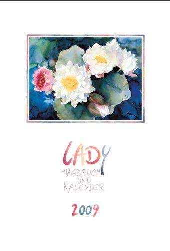Lady Tagebuch A5 2009