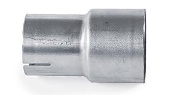 Auspuff Adapter Reduzierst/ück Gruppe A 63,3mm Au/ßen auf 47mm Innen Edelstahl