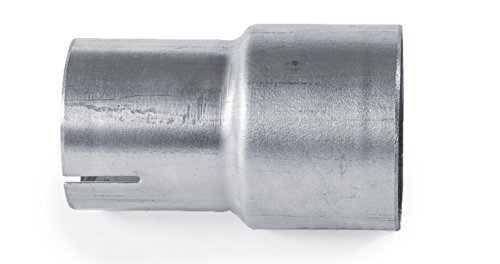 Exhaust Adapter Reducer Group A 63, 3mm Outside on 47mm Interior Stainless Steel V&L Berend