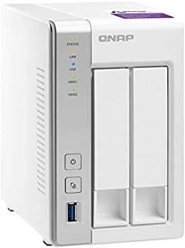 QNAP TS-x31P 2-Bay Network Attached Storage