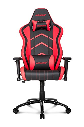 AKRacing ProX Gaming Chair Red - 3