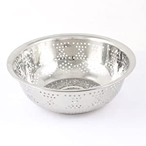 FOREVER YUNG Mini Hole Side Bottom Drainers Design Rice Washing Bowl Wash Basin by FOREVER YUNG