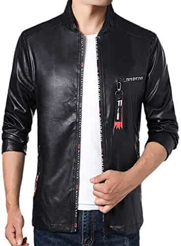 373e85d5c0afb Shopping XS - 4 Stars & Up - Reds - Leather & Faux Leather - Jackets ...