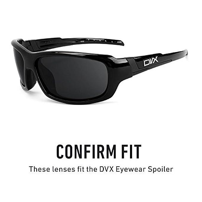 Revant Disponibili Spoiler Di — Più Dvx Eyewear Per Lenti Ricambio Opzioni