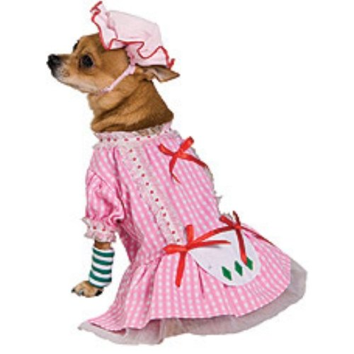 Rubie's Country Pup Pet Costume - Small