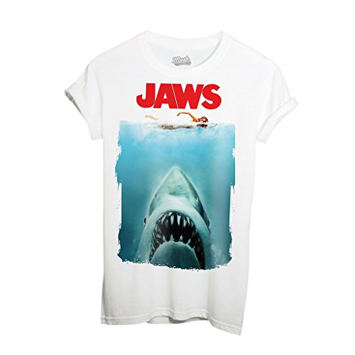 T-Shirt Jaws Lo Squalo Poster - FILM by Mush Dress Your Style