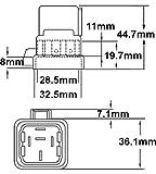 HELLA 007794301 Cover with Weatherproof Mini ISO