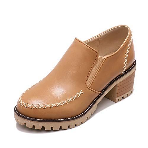 Abricot Femme AdeeSu Compensées SDC05740 Sandales nBTw4qqA8