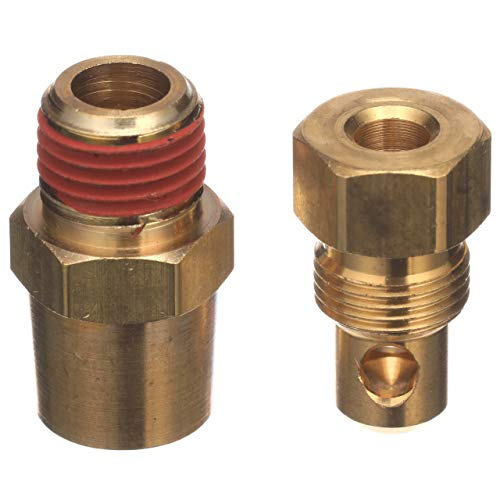 Quicksilver 16951Q1 Stern Drive or Inboard Engine Block or Manifold Brass Drain ()