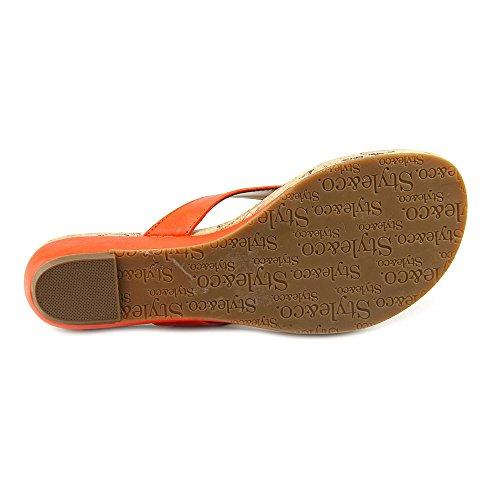 Style & Co Haloe Fibra sintética Sandalia