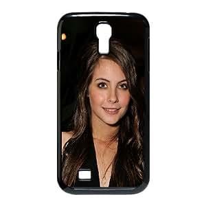 Samsung Galaxy S4 9500 Cell Phone Case Black_hc38 willa holand celebrity star actress FY1384621