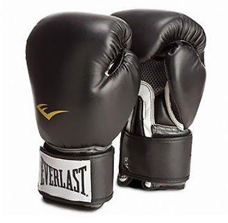 Everlast Pro Style Black Training Boxing Sparring Fighting Fitness Gloves 14 Oz (Everlast Gloves Oz Boxing 14)