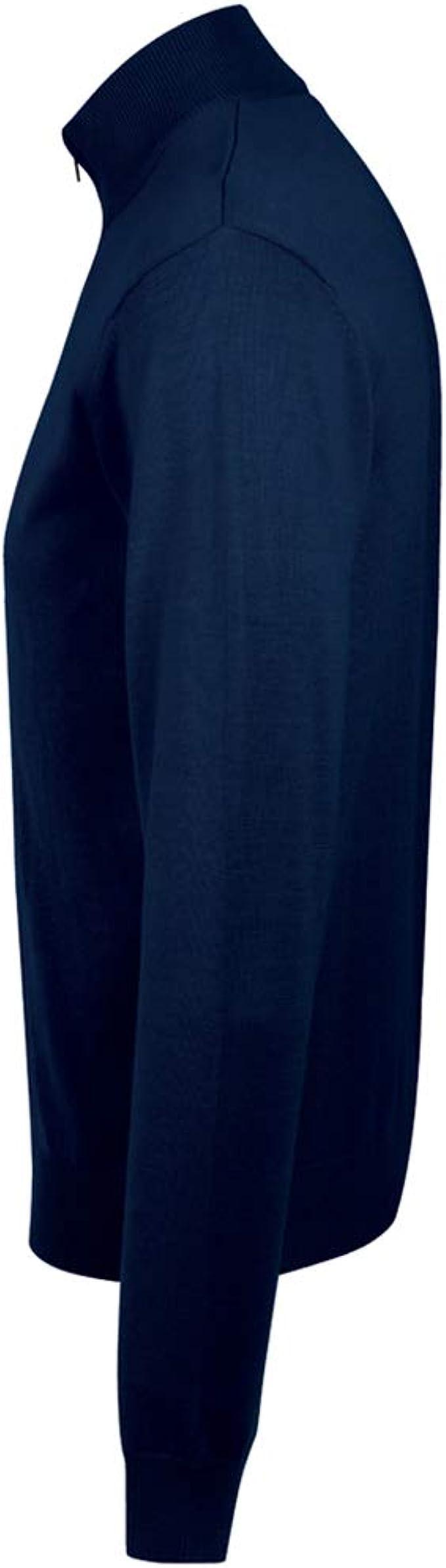 SOL'S Mens Gordon Full Zip Cardigan: Amazon.co.uk: Clothing