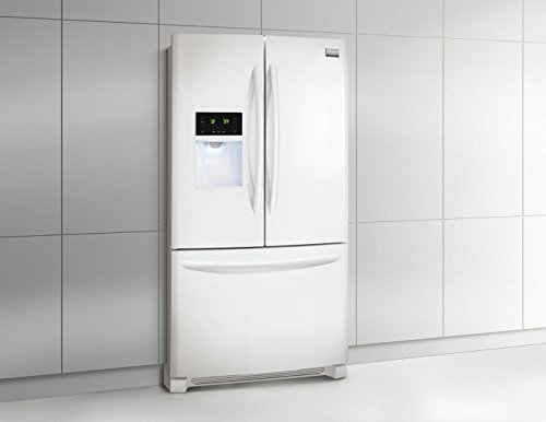 Frigidaire FGHB2866PP Gallery Series 36 Inch French Door Refrigerator with 27.2 cu. ft. Total Capacity, in White