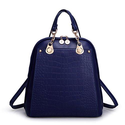 [HIFISH HB125077C4 PU Leather Fashion Women's Handbag,Hard Backpack] (Dallas Wholesaler Costumes Jewelry)