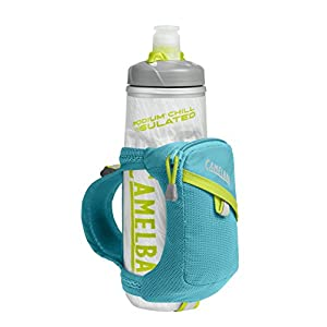 CamelBak Quick Grip Chill Handheld Bottle, Oceanside, 21-Ounce