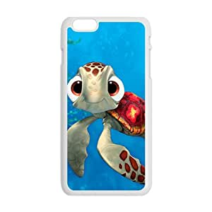 Lovely underwater tortoise Cell Phone Case for Iphone 6 Plus