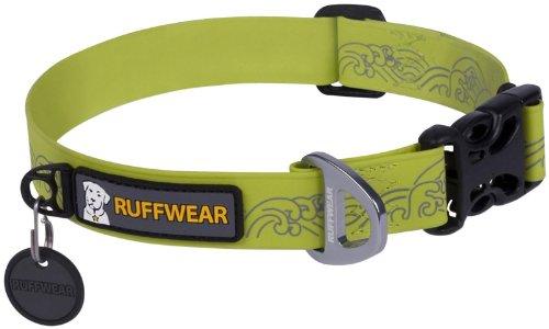 Ruffwear Headwater Dog Collar, Medium, Fern Green