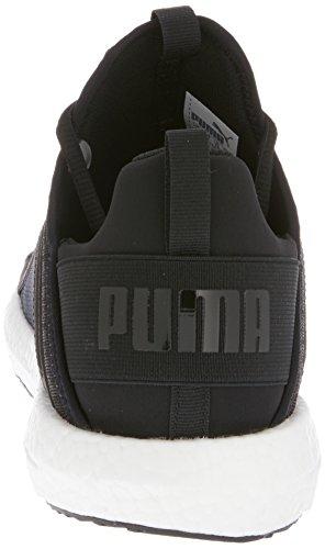 Mens NRGY Puma Mens Mega BLACK Mega Black Puma BLACK NRGY qx0wntOUR