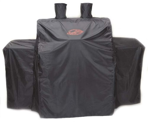 Char-Griller 4055 Grill Cover, Fits Grillin' Pro 4000 Grill