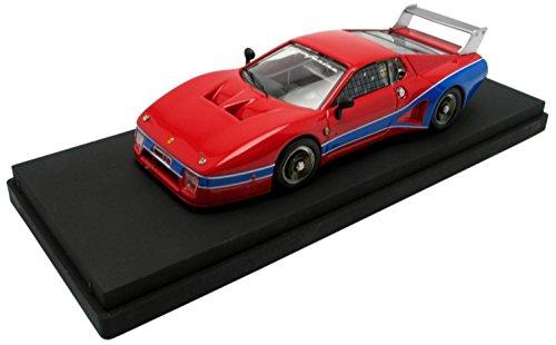 ベスト 1/43 フェラーリ BB LM 78 フィオラノ テストカー レッド/ブルー 完成品 B00358E9J2