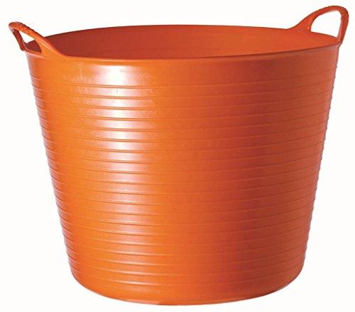 TubTrug SP26O Medium Orange Flex Tub, 26 -
