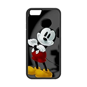 iPhone 6 Case,iPhone 6 (4.7) Case [Mickey Mouse] Protective Cover Skin for iPhone 6,Mickey Mouse Waterproof Case for Apple iPhone 6,Hard Case for iPhone 6 (4.7 inch) by supermalls