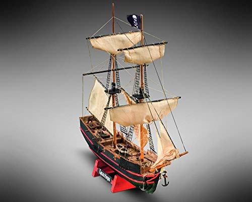 Captain Morgan - Mini Model Ship Kit by Mamoli ()