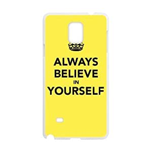Cheap phonecase, Bible Verses Quotes Always Believe In Yourself picture for white plastic For Case Samsung Galaxy S3 I9300 Cover
