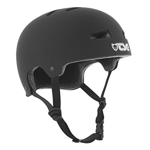 TSG Helm Evolution Solid Color, Flat-Black, L/XL, 75046
