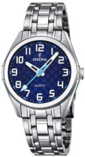 Festina Junior Collection F16903/2 Watch for boys Excellent readability