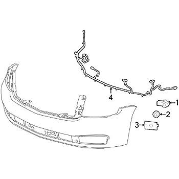 Genuine GM Harness 22890363