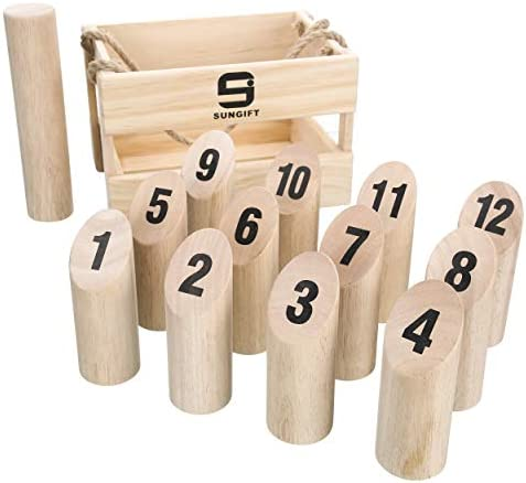 Sungift Wooden Throwing Original Outdoor product image