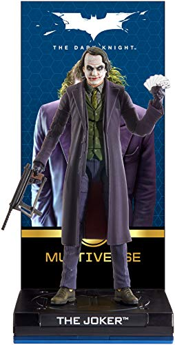 Batman The Dark Knight The Joker - DC Comics Multiverse Signature Collection The Dark Knight The Joker Figure