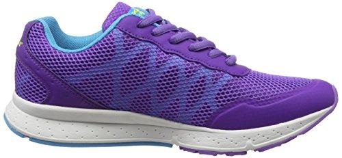 Running Zapatillas Triton Gola de Morado Purple para Mujer Blue vtqTqOZ